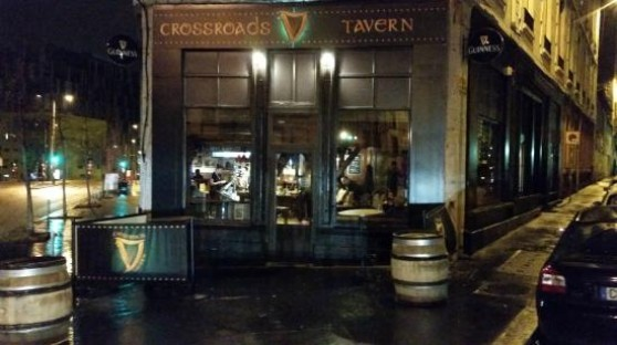 CROSSROADS TAVERN